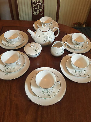 Stunning Noritake Tea Service For Six