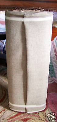 "NATURAL LINEN backing for Rug Hooking 65"" Wide ORDER 1-4 YARDS ONLY HERE"
