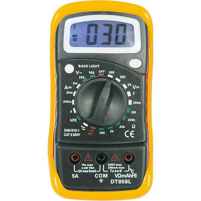 Digital Multimeter DT858L