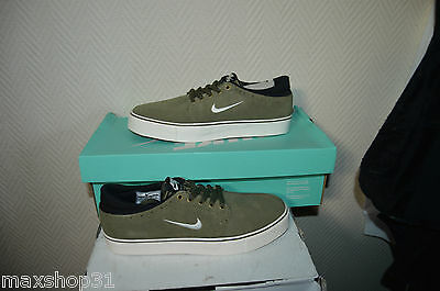 Chaussure Nike Sb Zoom Team Edition  40 /us 7 Skate Shoes/basket Neuf Cuir