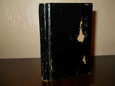 Fascinating Victorian Pocket Diary of around 120 pages, Crammed Full of Writing