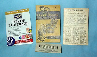 Stamp Collecting Pamphlets