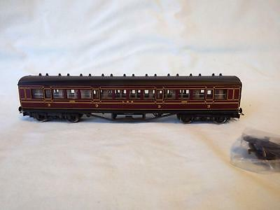 Rivarossi LMS 3rd Class Coach Running No 14289 in Superb Condtn but Unboxed #1