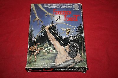 FORBIDDEN FOREST    -   commodore 64  - c64 - game