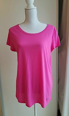Under Armour Sport Damen-Shirt T-Shirt, Gr. L, pink, NEU !!!