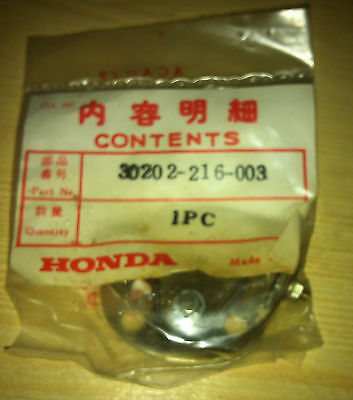 Genuine Honda  Contact  Points (Left Hand)  Cb450  Cb500  Cl450  Gl1000   Cl160