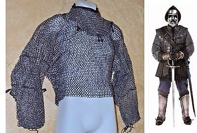 Telmarine Infantry Chainmail (2008, PRINCE CASPIAN) production-used Weta Costume