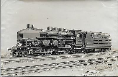 Germany's 1st Turbine Locomotive - Historic Original Photograph by Fried Krupp