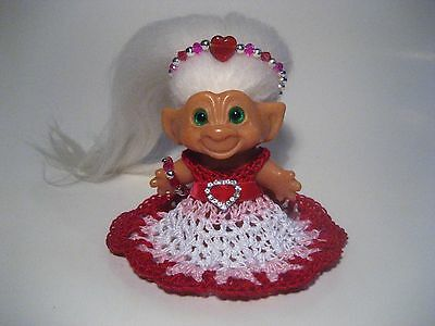 Troll Clothes & Accessories Only For Your Vintage Dam Troll Doll Dress #1