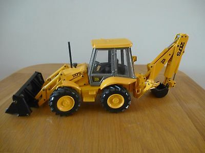 JOAL 1:35 Scale JCB 217S Diecast Model.  NEVER PLAYED WITH.