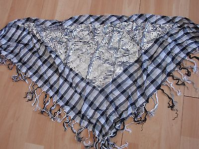 Nwt Girls Justice Scarf Bling