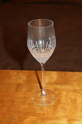 KATE SPADE Crystal Wine Glass