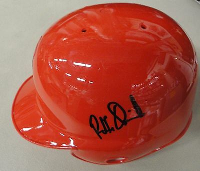 Robb Quinlan Hand Signed Autographed Mini Helmet Anaheim Angels W/COA