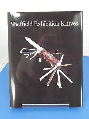 Sheffield Exhibition Knives By Claussen, Watts & Mcmickle, 1St Edition Book