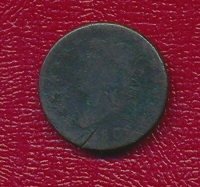 1808 Classic Head Large Cent **nice Circulated Early Large Cent** Free Shipping!