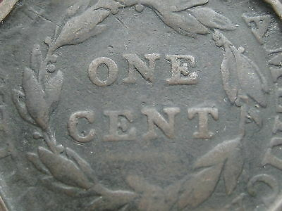 1809 Classic Head Large Cent Penny- LIBERTY visible! Key Date!