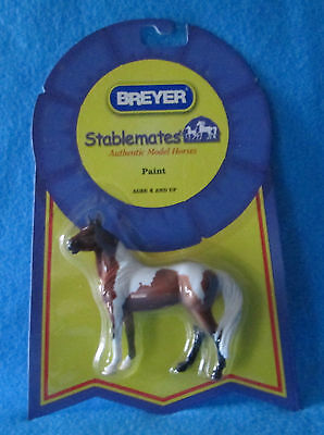 Breyer Paint Stablemate Plastic Horse