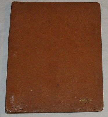 NCR National Cash Register Class 34 Accounting Machine Service Manual Book 1957