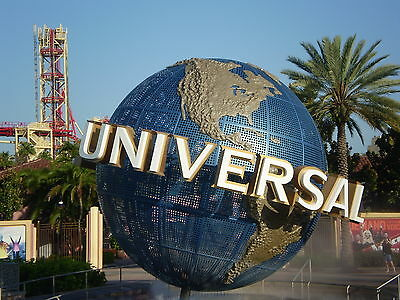 Universal Studios Park Map with Itinerary / Tips Guide + Daily Touring Plans!