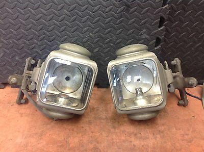 Vintage Early Automotive Lights Ratrod Hotrod