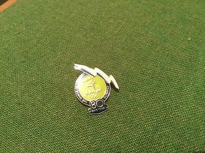 Metal Pin Badge - Sydney  Olympic Games 80 Days To Go