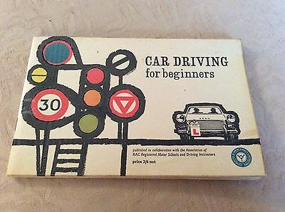 Car Driving  For Beginners  Vintage  Guide