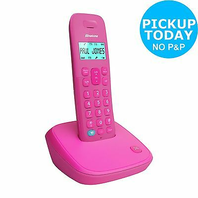 Binatone Candy Cordless Call Blocker Telephone - Single:The Official Argos Store