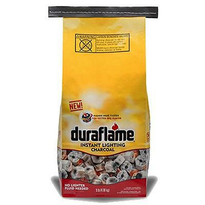 Duraflame Cowboy 33401 9 lbs. Instant Lighting Charcoal