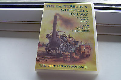 the canterbury and whitstable railway dvd