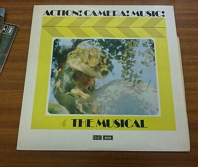 Action! Camera! Music! - The Musical (Vinyl Record Lp 1973)