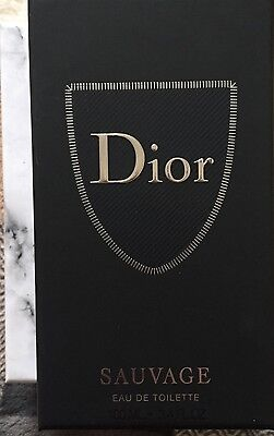 Dior Sauvage 100ml Gift Box (DOES NOT INCLUDE PERFUME) Valentines Day