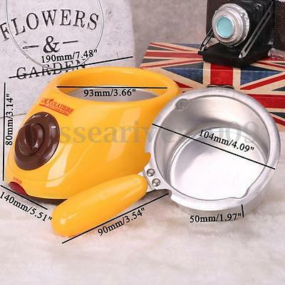 DIY Electric Chocolate Candy Melting Pot Melter Machine Kitchen Tool With Mould