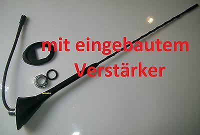 16V Antenne Raku 2 Ii Dachantenne Antennenfuss Verstärker Vw Passat Golf 4 Polo