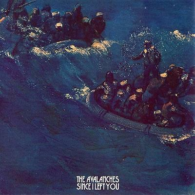 The Avalanches Since I Left You New Sealed Vinyl 2Lp In Stock
