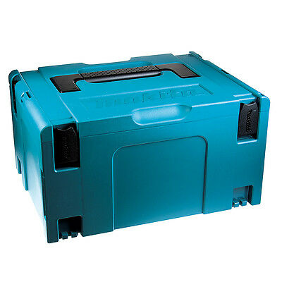 Makita Combi Hammer &  Impact Driver Connector Case 396x296x210mm Stacking Case