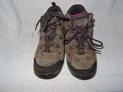 Girls Walking Boots By KArrimor In Suede And Textile Size (1)