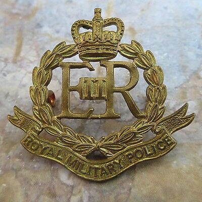 The Royal Military Police (RMP) British Army/Military Hat/Cap Badge