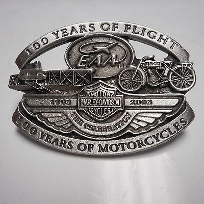 Harley Davidson  100 Years Of Flight 100 Years Of Motorcycles Pin