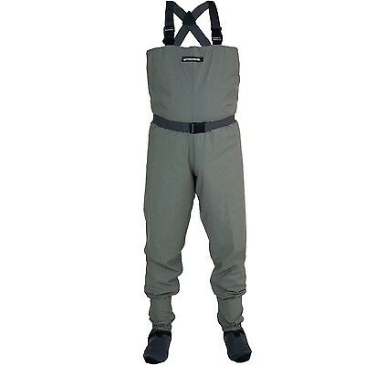 Compass 360 Stillwater Breathable STFT Chest Wader - Size SM 2111137-SM