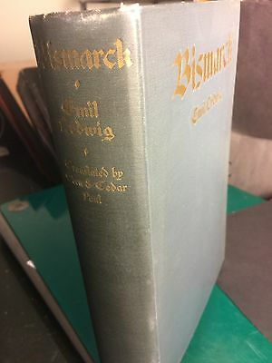 Ludwig - Bismarck, the History of a Fighter First US Edition
