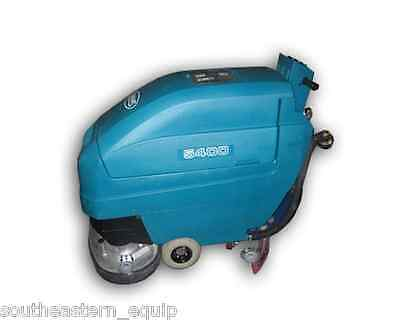 """Reconditioned Tennant 5400 Disk 26"""" Floor Scrubber"""