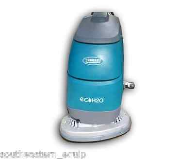 """Demo Tennant T5 28"""" Disk Floor Scrubber with ec-H2O"""