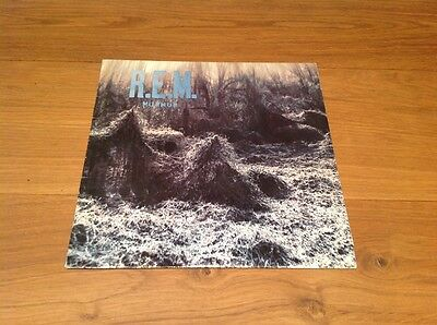 "R.E.M ""MURMUR"" vinyl album EXCELLENT USED CONDITION"
