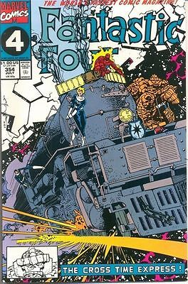 Fantastic Four 354 from 1991