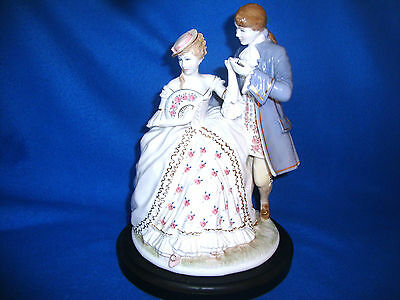 Royal Worcester Figurine The Tryst Limited To Just 2450 Excellent Condition