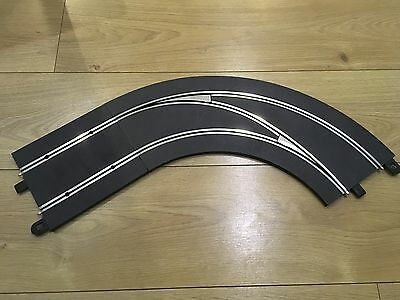 Scalextric C7008 Sport Digital Lane Change Track  Out To In Right Hand Exc Cond