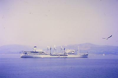 Vintage 35Mm Colour Shipping/ Slides From 1960/69  Tide Cl. Tidepool  Rothasay