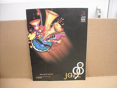 1998 Newport Jvc Jazz Festival Official Program