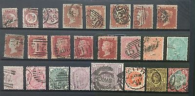 GB Queen Victoria General Accumulation Of All Sorts.