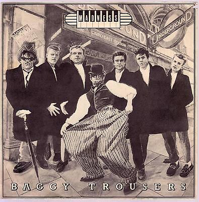 Madness Disco 45 Giri Baggy Trousers B/w The Business - Stiff Records Buy 84